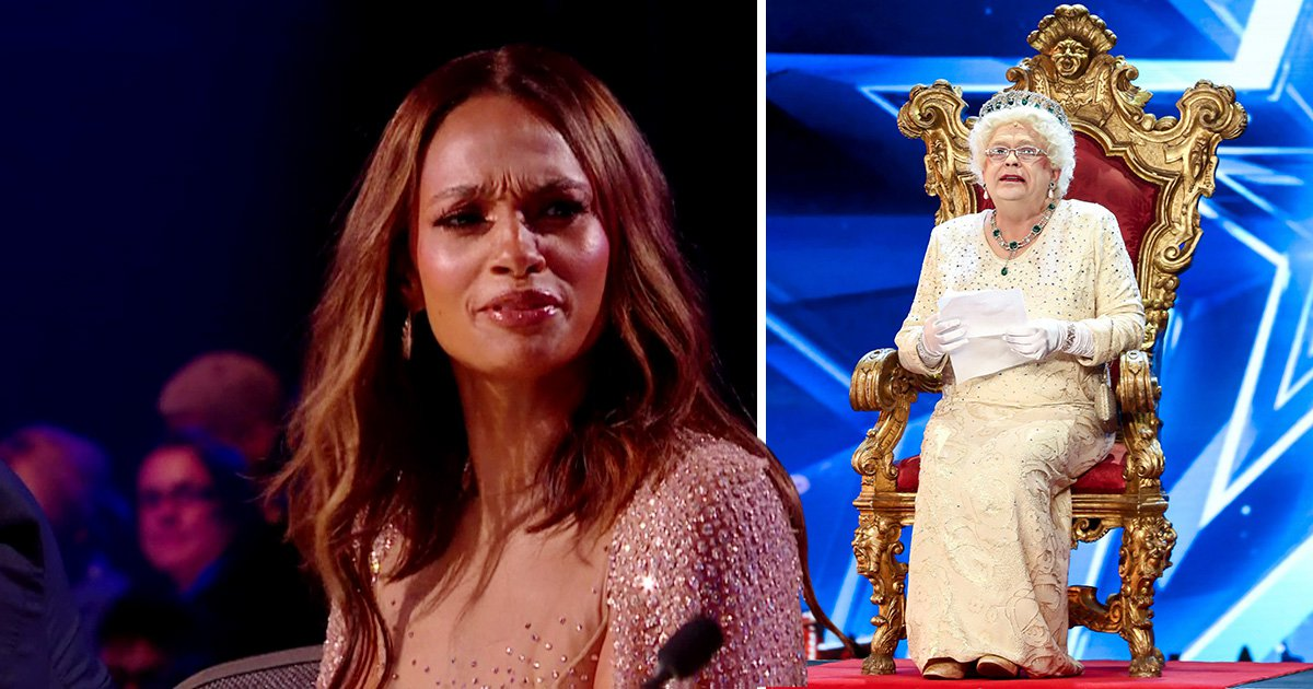 Alesha Dixon called 'below average' variety act by brutal Britain's Got Talent 2019 star
