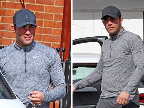 Jack Fincham has a grey day after announcing Dani Dyer split