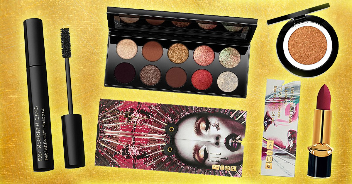Pat McGrath Labs has finally arrived in-store and online at Selfridges