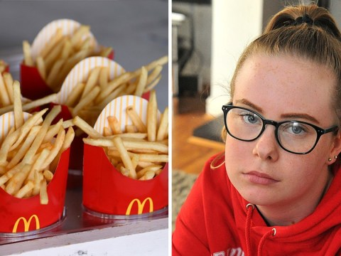Girl, 11, refused free McDonald's Monopoly fries because she's too young