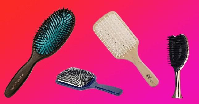 Hair brush review