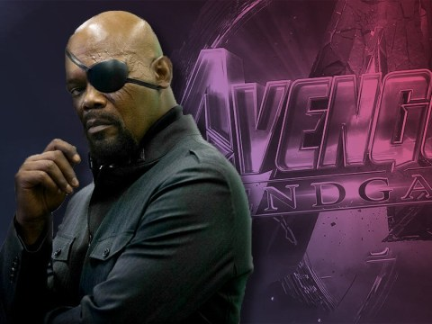 Samuel L Jackson teases 'I keep secrets' ahead of Avengers: Endgame