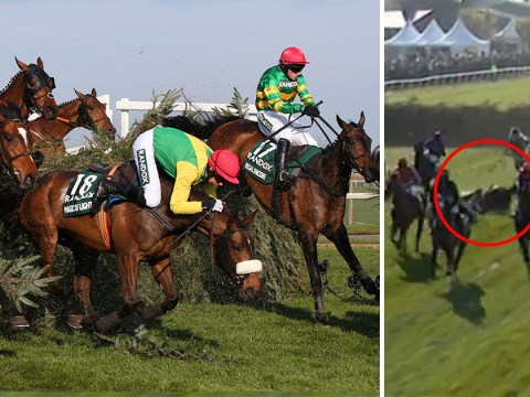 Three horses dead in Aintree races after fatal injury during Grand National