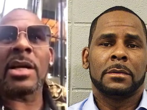 R Kelly pleads with media to 'take it easy on him' at club appearance: 'This is how I get paid now'