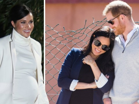 Meghan's due date 'likely to be missed' because she's a first time mum