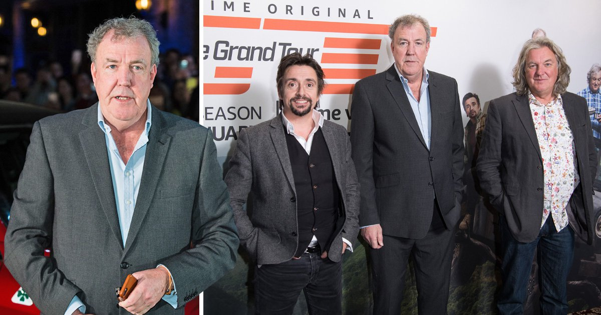 Jeremy Clarkson confirms he's been working on TGT season 4 for a while now