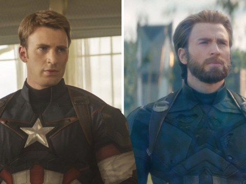 Captain America's beard divides Avengers: Endgame cast and it's like Civil War all over again