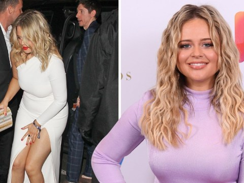 Emily Atack jokes about losing her knickers during sex with 'bloke' after Brit Awards