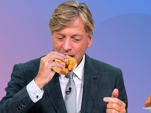 Richard Madeley claims he got free croissants on holiday because of Brexit: 'They think we're pathetic'