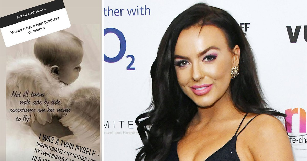 Love Island's Rosie Williams opens up on twin sister's heartbreaking death for the first time