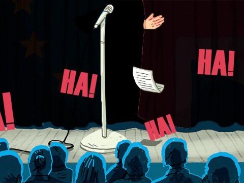 Is free speech under threat in comedy? Is it b*llocks