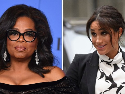 Oprah Winfrey 'so proud' of Meghan Markle's decision to keep birth private: 'It's nobody's business'