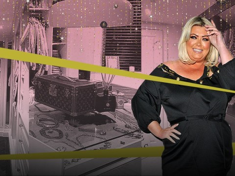 Inside designer wardrobes: From Gemma Collins' ban on sequins to Alexandra Burke's Strictly costume hoarding