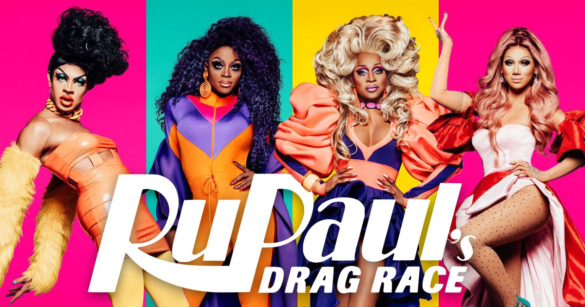 RuPaul's Drag Race leads nominations for first ever Critics' Choice Real TV Awards