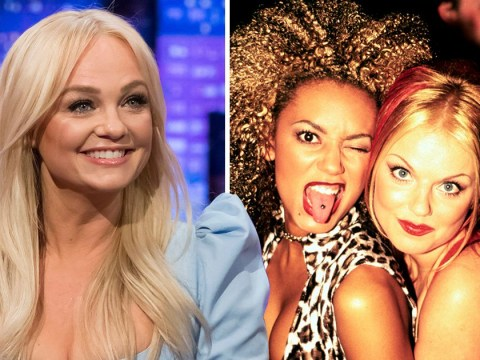 Emma Bunton insists she really didn't know about Mel B and Geri's 'night of sex'