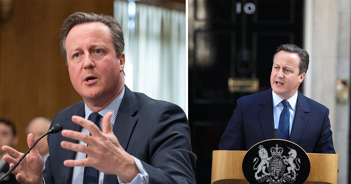 David Cameron publishing memoirs 'this autumn' despite Brexit delay