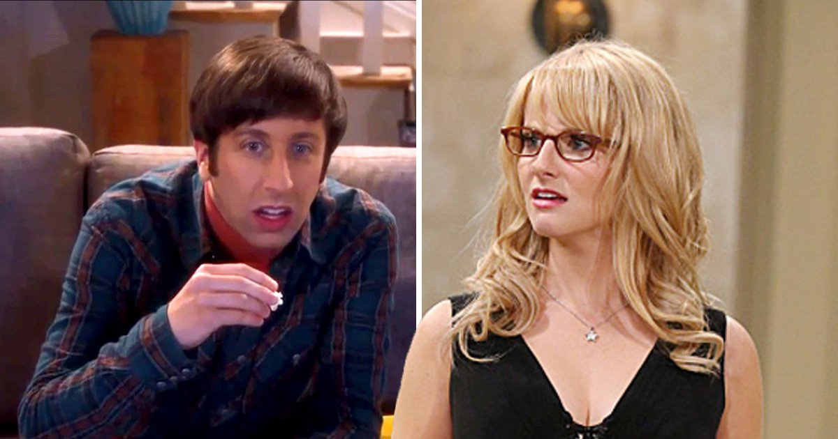 Big Bang Theory's Bernadette and Howard get bum deal as they're snubbed and discounted on merch