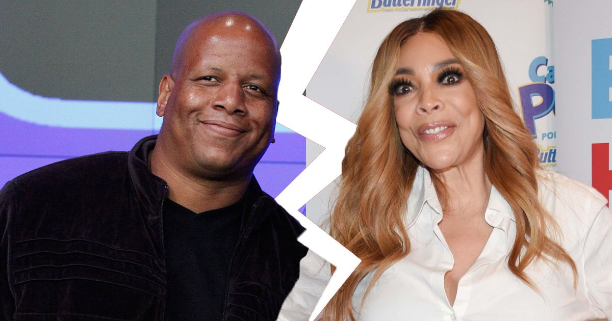 Wendy Williams 'files for divorce' from husband Kevin Hunter after cheating allegations