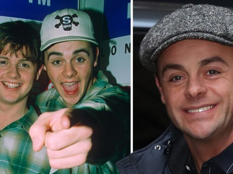 Ant McPartlin's old manager says he used to 'sneak off for beers' while touring with Dec as PJ & Duncan