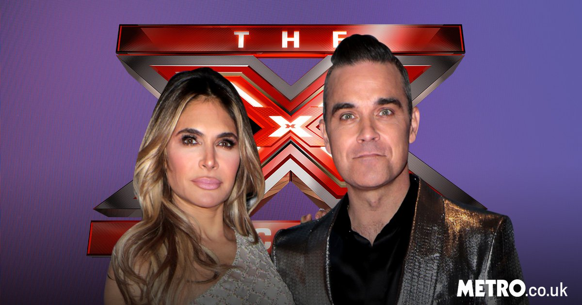 Ayda Field and Robbie Williams quit The X Factor but who will replace them