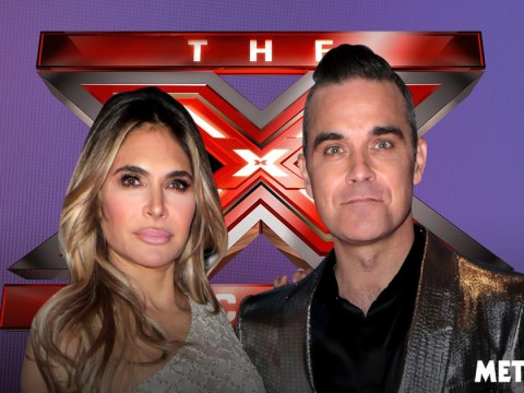 Who could replace Robbie Williams and Ayda Field on The X Factor?