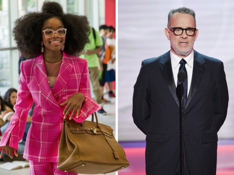 Little's Marsai Martin wants Tom Hanks' seal of approval after becoming Hollywood's youngest executive producer