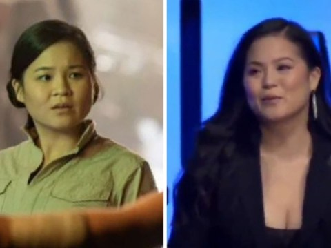Star Wars' Kelly Marie Tran tears up at huge reaction to Rose in The Rise Of Skywalker