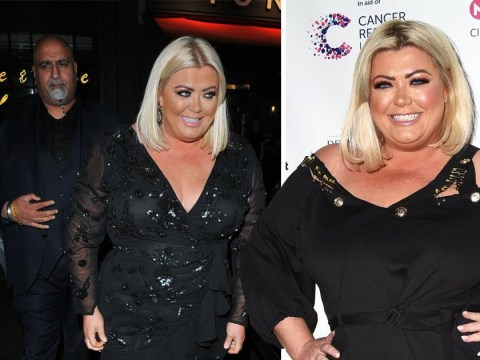 Gemma Collins is mobbed by fans all the time and needs eight bodyguards for protection