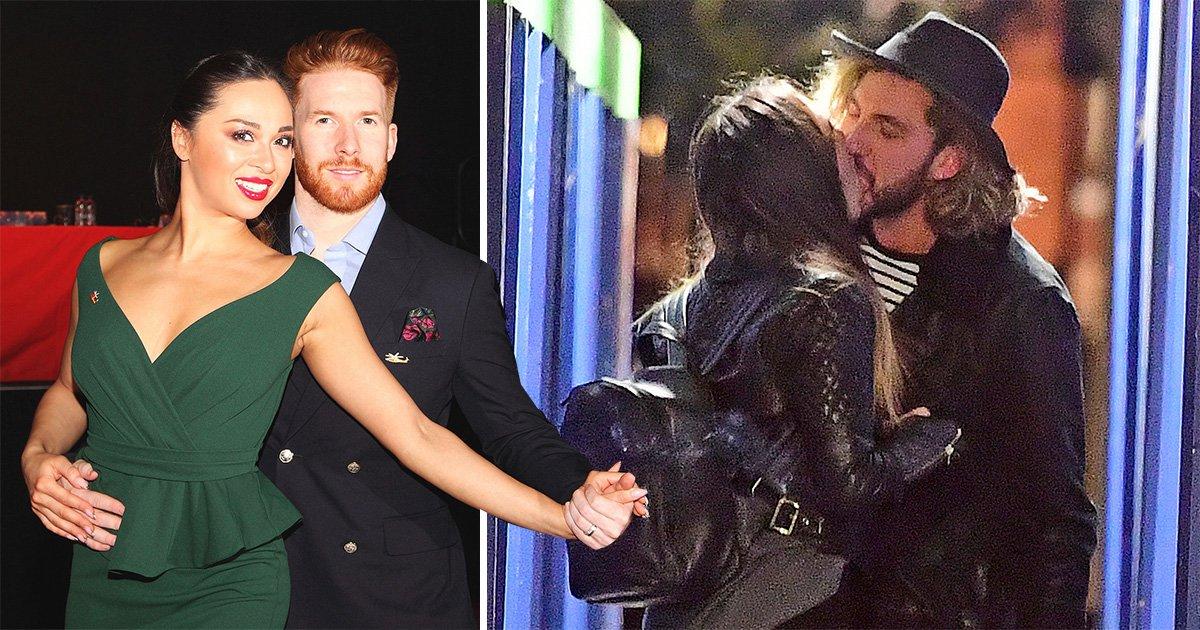Strictly Come Dancing's Neil Jones reveals devastating 'shock' after Katya Jones and Seann Walsh's street snog
