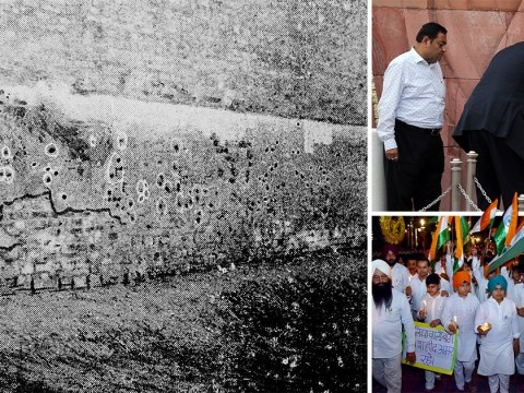 UK still refuses to apologise for Amritsar Massacre as new pictures are revealed