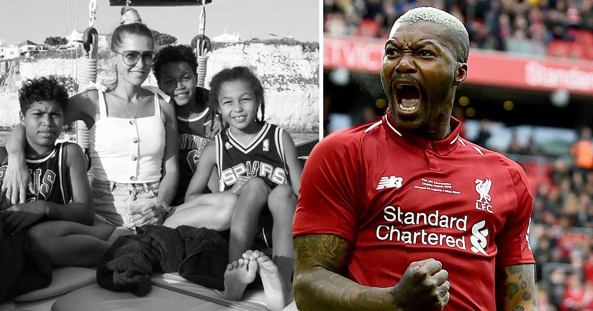 Ex-Liverpool player Djibril Cisse's sons victims of 'horrendous' racist abuse online