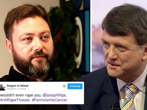 Ukip leader says 'wouldn't rape MP' comment was 'just a Twitter exchange'