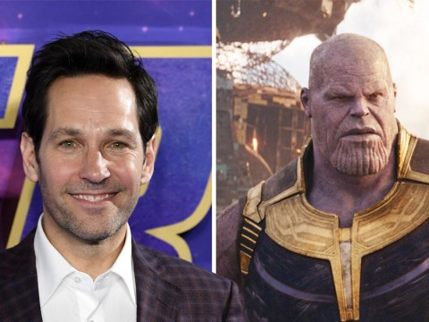 Avengers star Paul Rudd discovered Infinity War ending 'years' before co-stars despite not starring in it