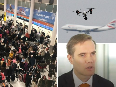 Gatwick drone attack 'was inside job by someone with links to airport operations'