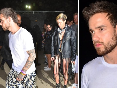 Liam Payne parties at Coachella 2019 with mystery female friend after Naomi Campbell split