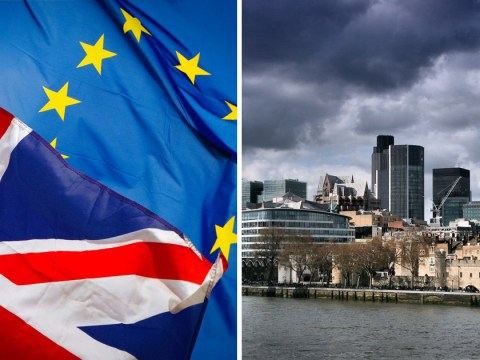 Chief financial officers hoarding money and freezing hiring because of Brexit