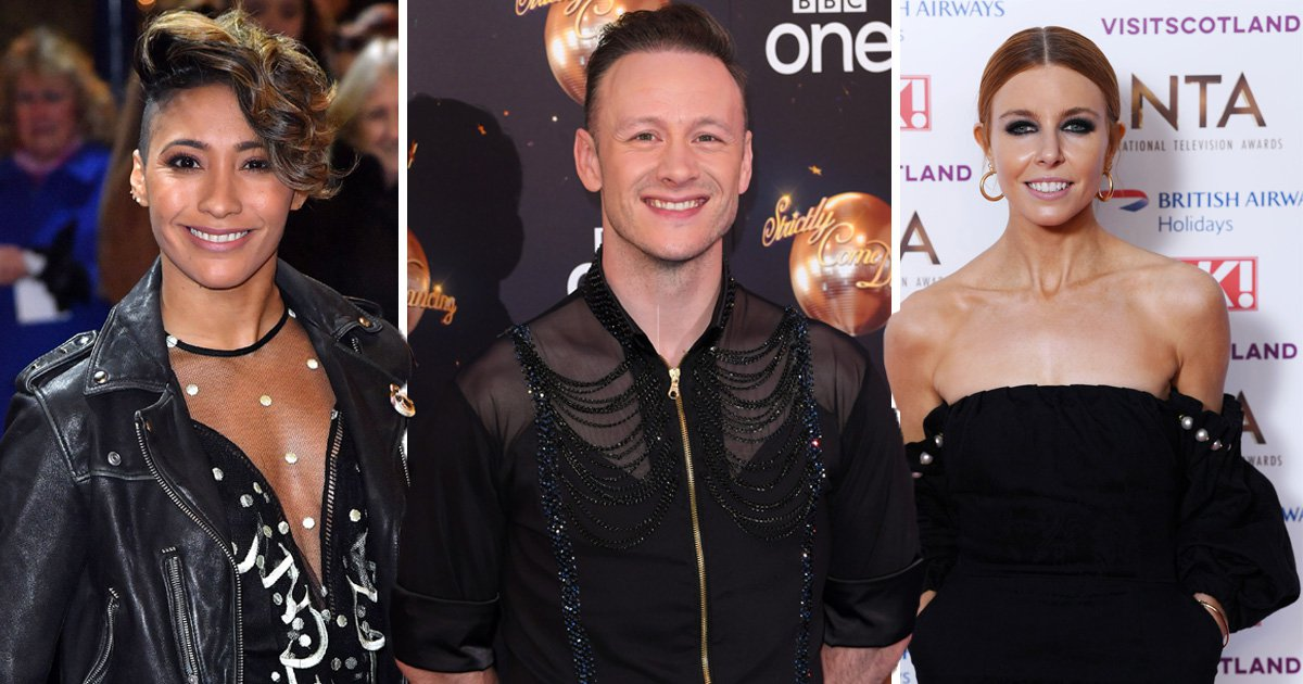 Stacey Dooley Warned By Friends Over Kevin Clifton Romance Metro News