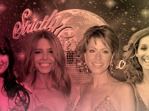 The Strictly curse liberates people from stale relationships – sounds more like a blessing to me