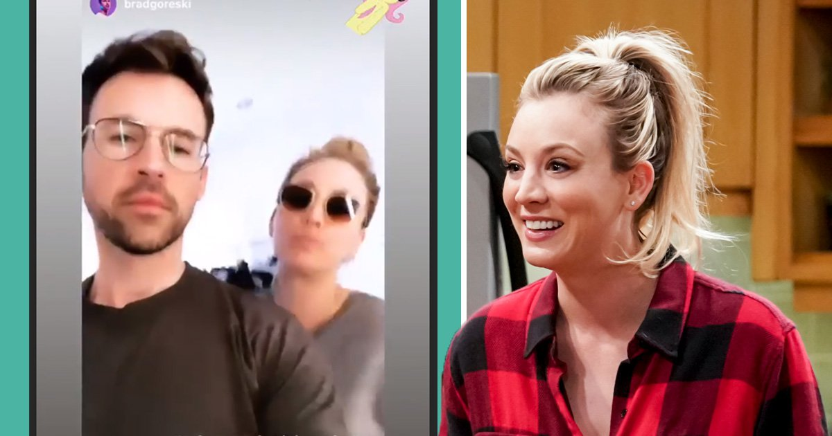 The Big Bang Theory's Kaley Cuoco hosts 'Kaleychella' and we're into it