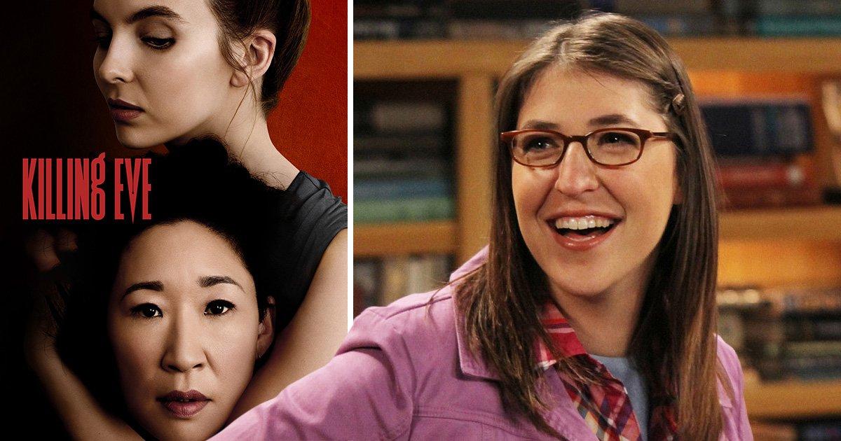The Big Bang Theory's Mayim Bialik is a massive Killing Eve fan