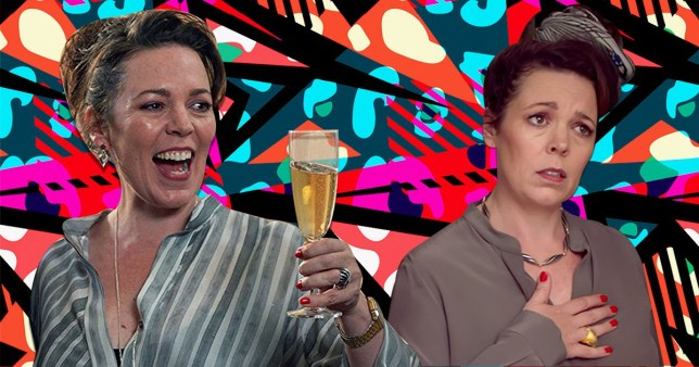 Olivia Colman played Godmother in Phoebe Waller-Bridge's Fleabag (Picture: BBC/Metro.co.uk)