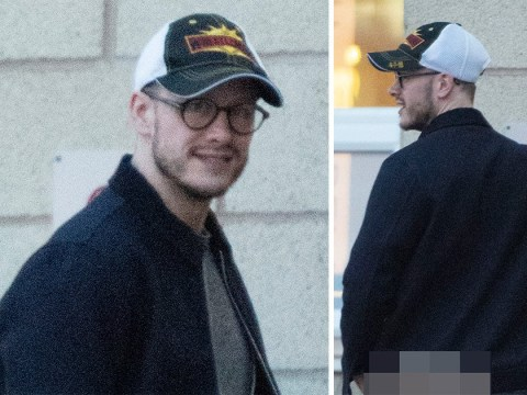 Kevin Clifton pictured amid rumours he's dating Strictly partner Stacey Dooley