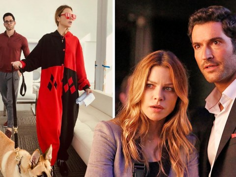 Lucifer season 4 stars Tom Ellis and Lauren German's off screen friendship is goals