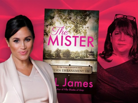 Is EL James' new book The Mister really based on Meghan Markle?