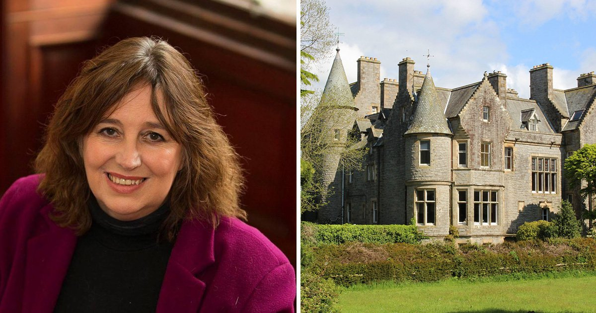 Woman who tried to raffle off £2,500,000 castle failed to raise enough money