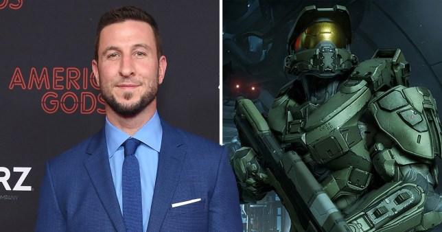 Pablo Schreiber will play Halo's Master Chief