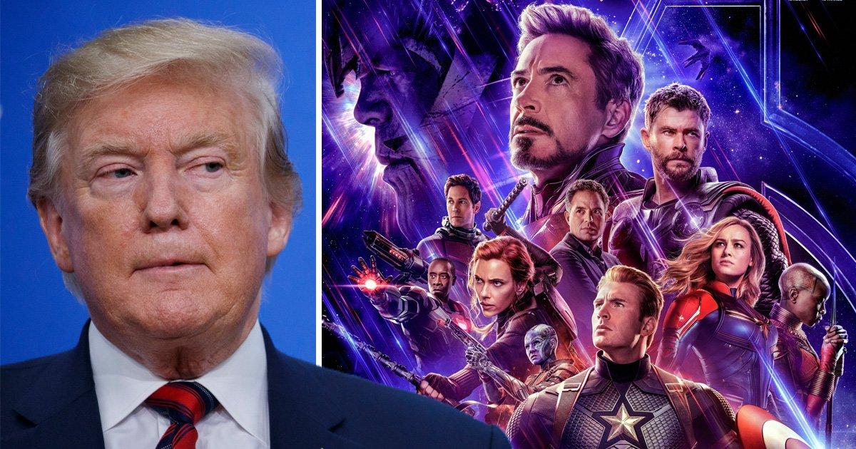 Marvel Trump