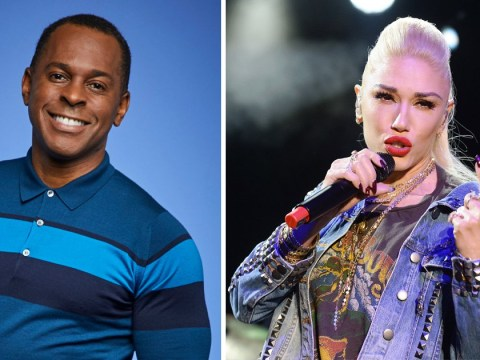 Andi Peters reveals awkward run-in with Gwen Stefani on Top Of The Pops: 'She wasn't pleased'