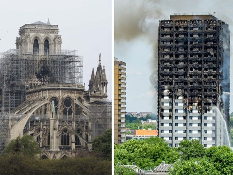 Our government owes nothing to Notre Dame and everything to the people of Grenfell