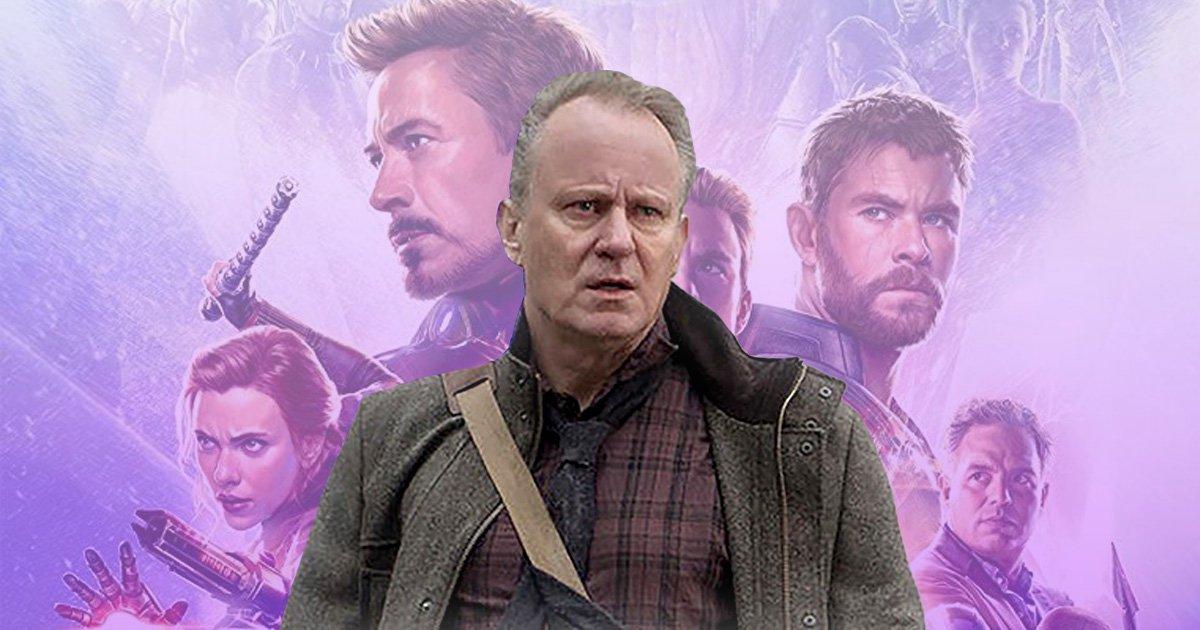 Stellan Skarsgard won't appear in Avengers: Endgame